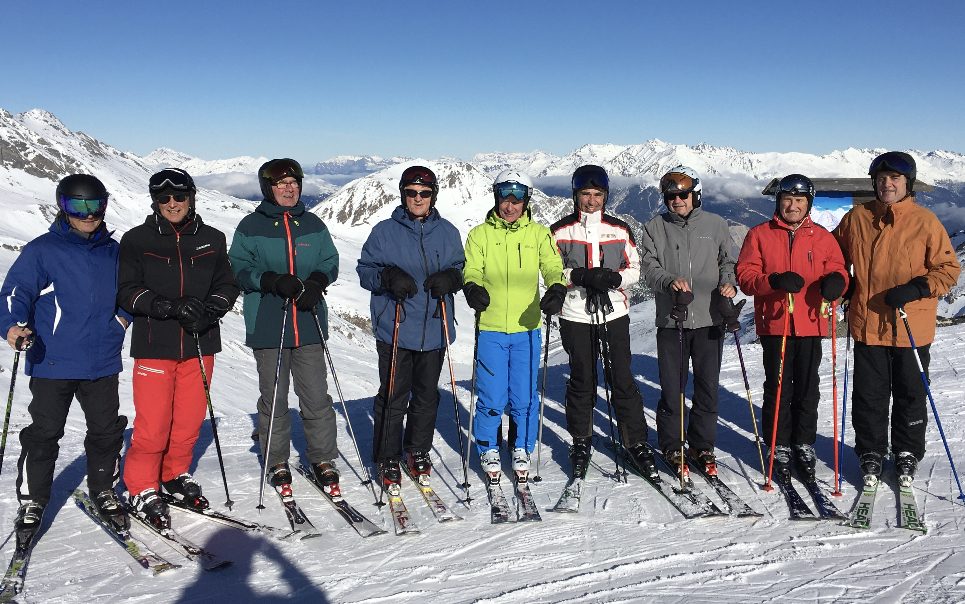 Ski-Weekend 19/20 in Savognin