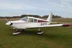 G-ATTX Piper PA-28-180 [28-3390] Popham 110410