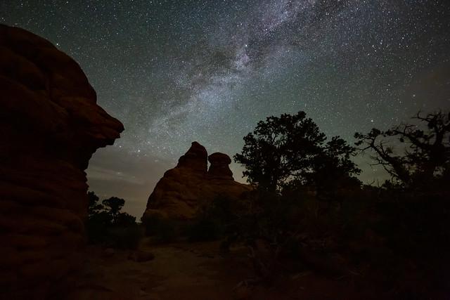Utah into the Night