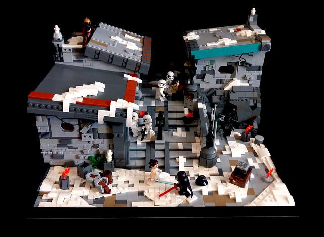 Kijimi Moc Rise Of Skywalker Lego Star Wars Eurobricks Forums