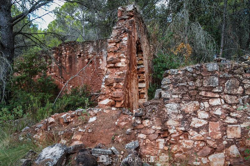 Ruinas de Cal Magí Rossell