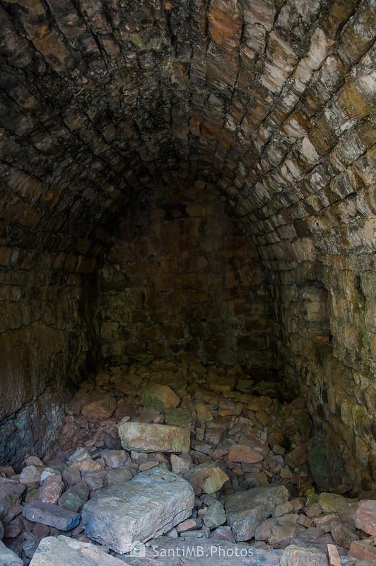 Interior del Molinot