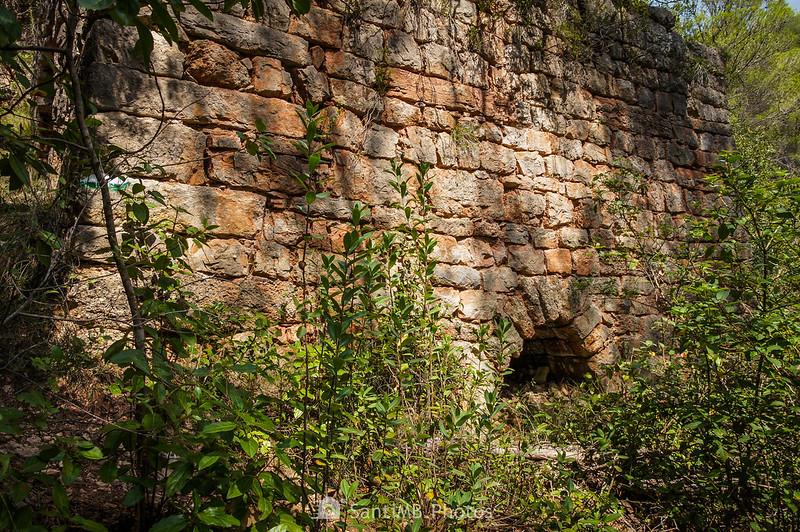 Ruinas de Els Molinots