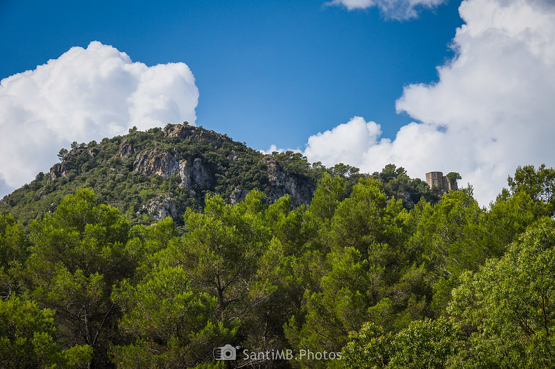 El Tossal de Foix y la Mare de Déu de Foix