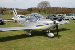 G-CEBF Evektor EC-97A [PFA 315A-14525] Popham 110410