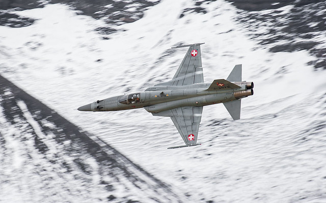 Northrop F5-E Tiger II