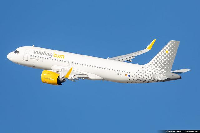 Vueling Airbus A320-271N cn 8181 EC-MZT