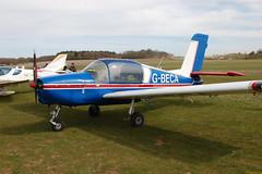 G-BECA Socata MS880B [2751] Popham 110410