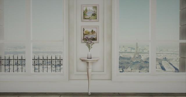 Take me to Paris, she said - You are Paris, he replied