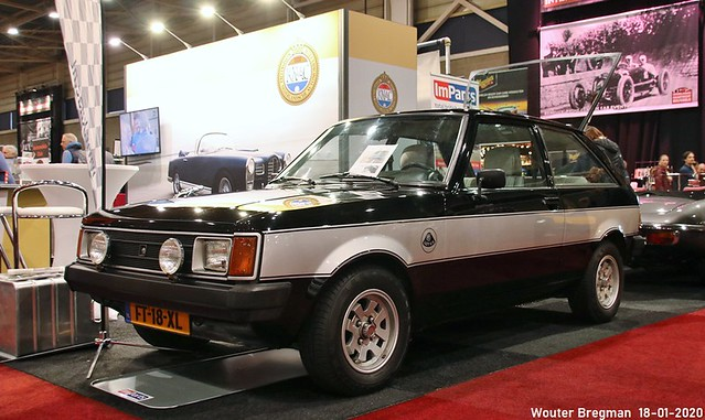 Talbot Sunbeam Lotus 1980