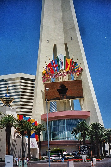 Las Vegas Nevada - Stratosphere Casino, Hotel & Tower