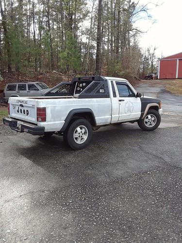 1988 jeep comanche custom classic