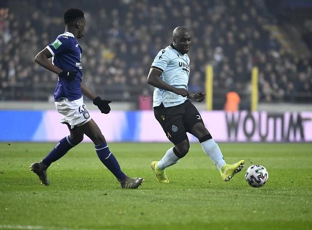 Anderlecht - Club Brugge 19-01-2020