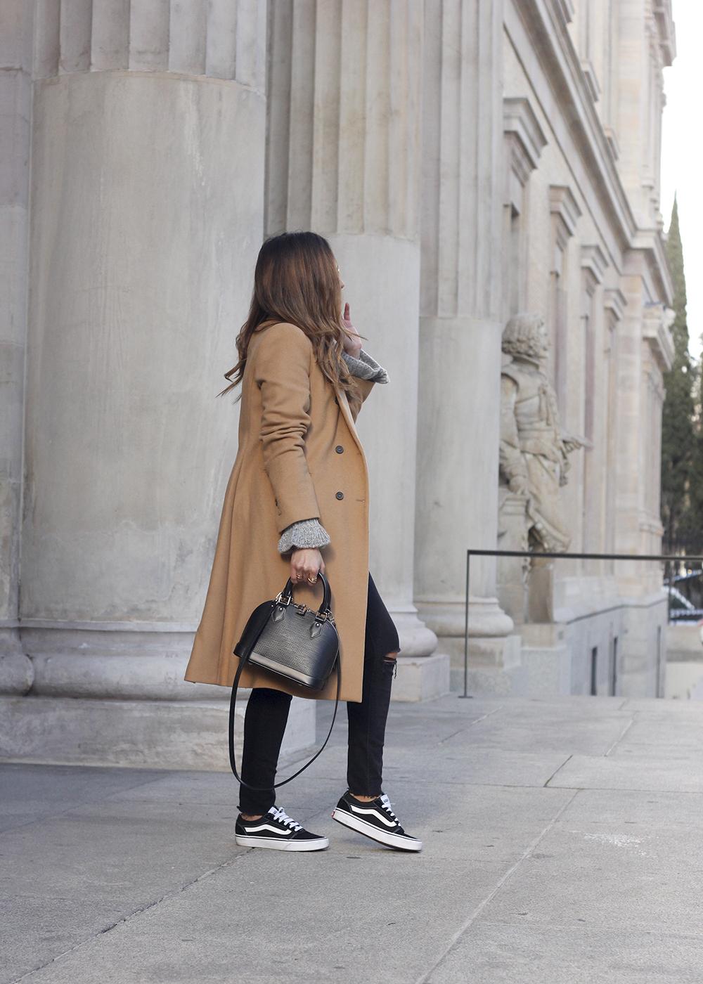 manteau camel louis vuitton van tenue 20195
