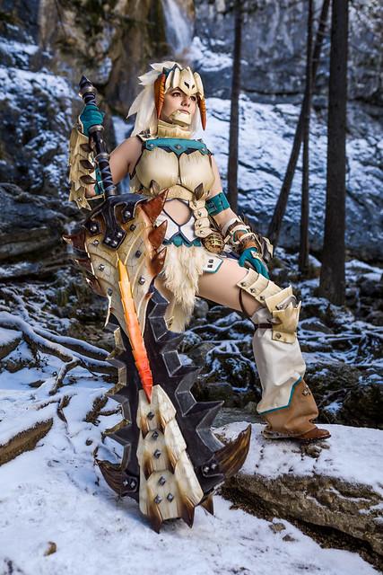 Barioth Armor