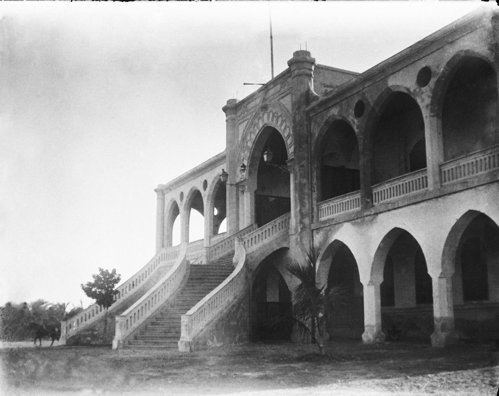 07. Эритрея. Дворец губернатора в Массауа