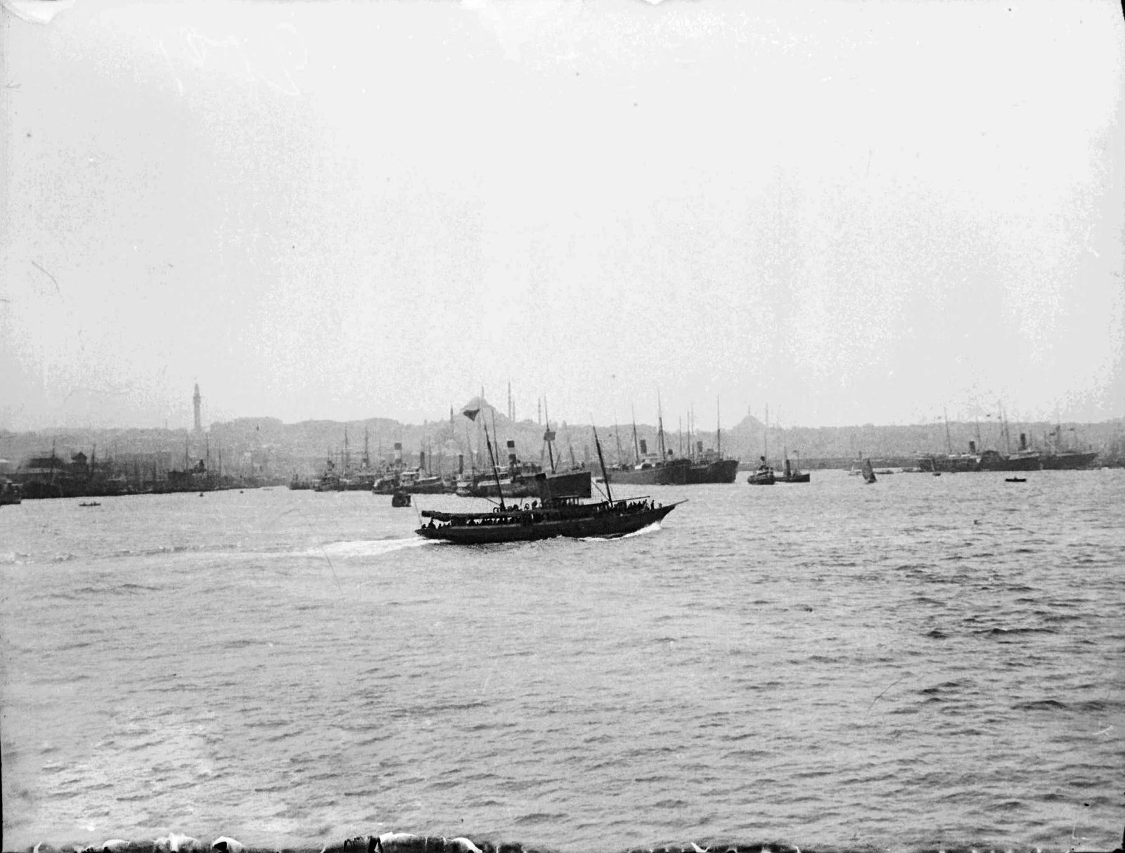 02. Константинополь. Вид на город