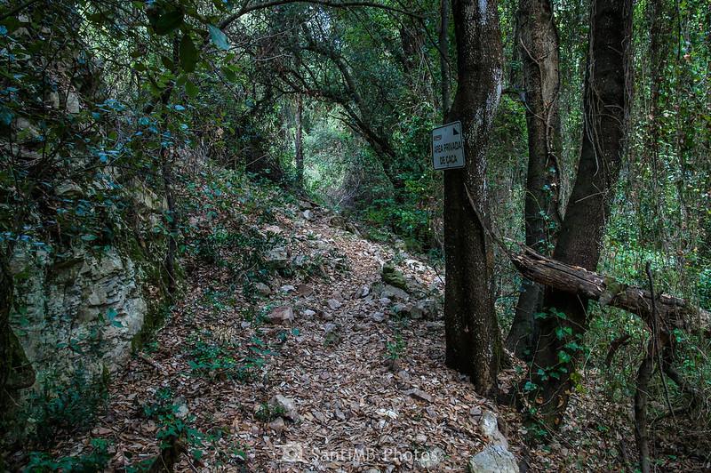 Camino de les Gorges del Foix