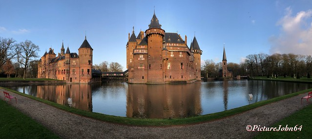 Castle De Haar The Netherlands