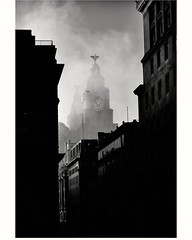 Foggy Liverpool