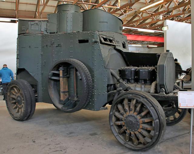 Schupo-Sonderwagen