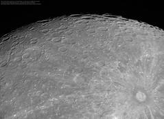 Tycho and Lunar South Pole