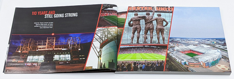 10272: Old Trafford Manchester United Review