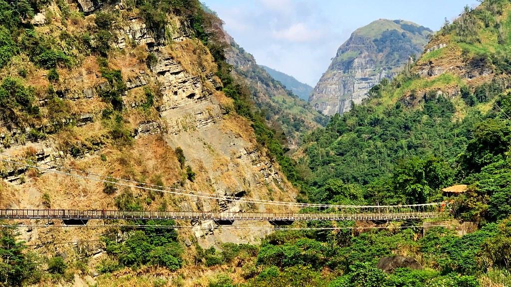 美不勝收的山美步道。圖片來源:台灣生態旅遊協會