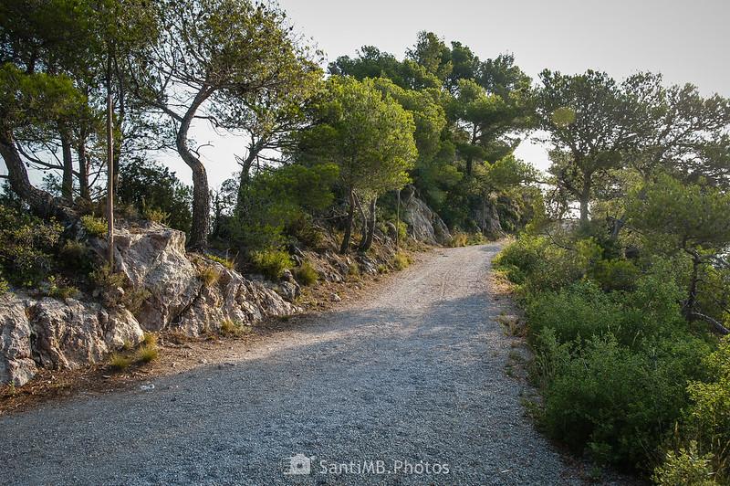 Camino del Santuari de Foix