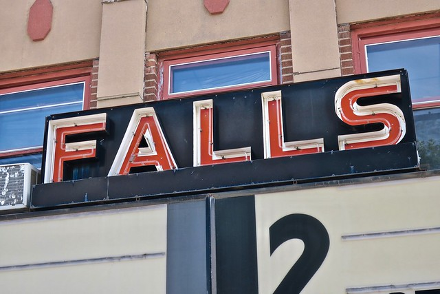 Falls Twin Theatre, Redwood Falls, MN