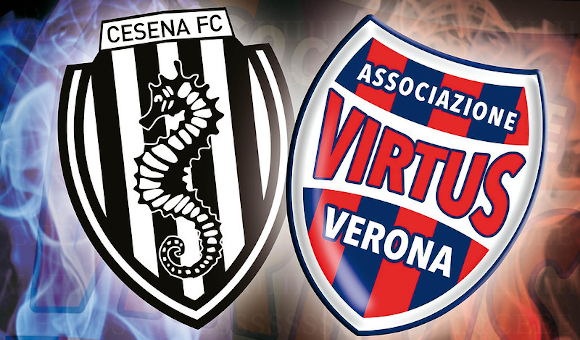 Cesena - Virtus Verona le interviste