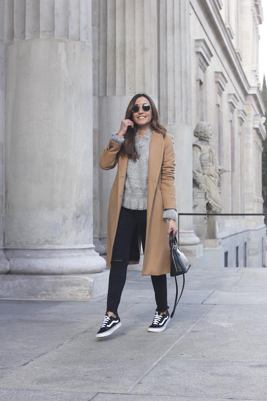 manteau camel louis vuitton van outfit 20192