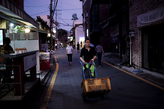 Bukcheon Strolling 북촌