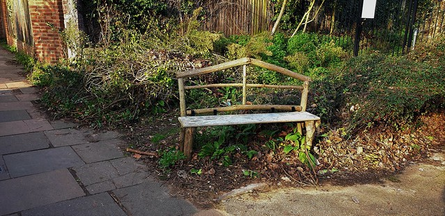 A Bench For Small Bums