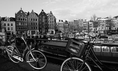Amsterdam, Kromme Waal