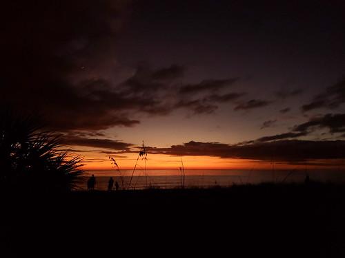 florida usa englewood sunset sun us beach water reflections reflection waterreflections samsung samsungs9 clouds sky gulfofmexico