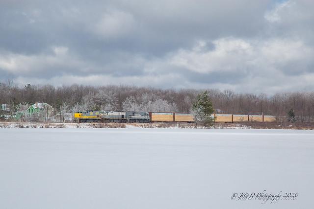 ALCOs In Winter @ Pocono Summit, PA
