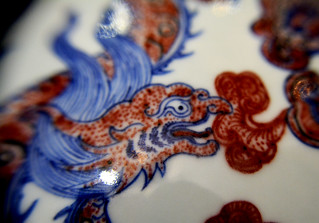 Ch'ien Lung pottery