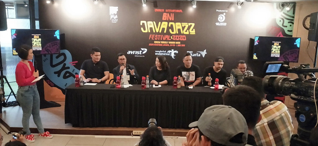 BNI Java Jazz Fest 2020