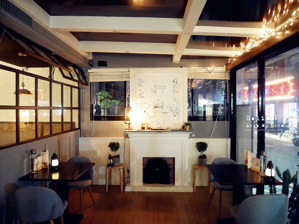 台北東區美食忠孝東路餐廳吾獨食驗室餐酒館氣氛浪漫餐廳約會調酒好吃披薩 (3)