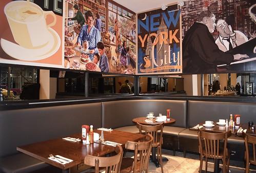 Carnegie Diner _ Cafe Interior Image 1