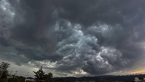 Storm 20th January 2020