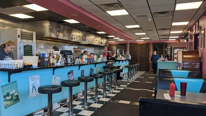 Angel's Diner, McAlester, OK