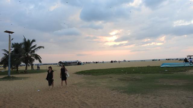 Sunday Night in Negombo