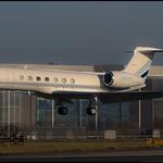 N808TC Gulfstream G550 c/n 5154 TC Equipment (Farnborough-EGLF) 19/01/2020