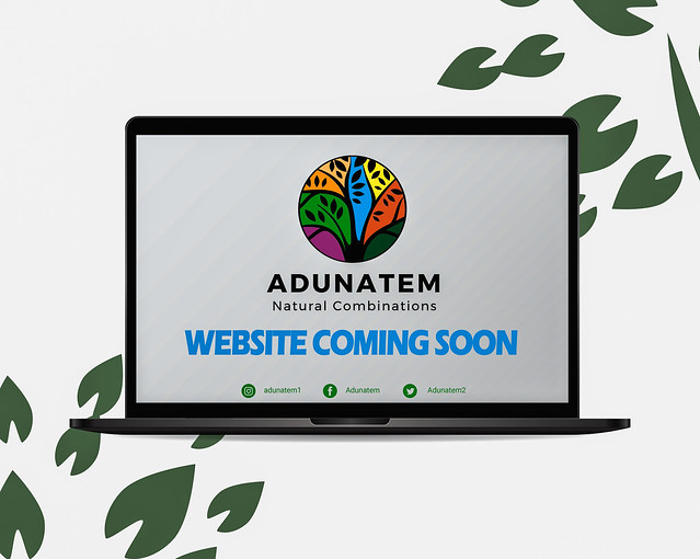 Adunatem Website Coming Soon