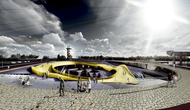 Jauno arhitektu diplomprojektu izstāde