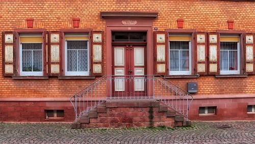 Hochstadt Tür