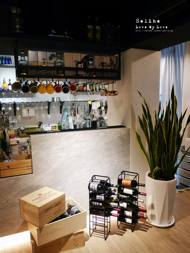 台北東區美食忠孝東路餐廳吾獨食驗室餐酒館氣氛浪漫餐廳約會調酒好吃披薩 (6)