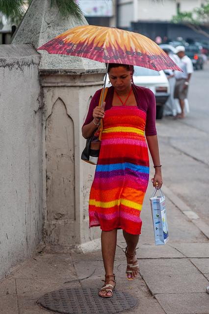 Colombo colours